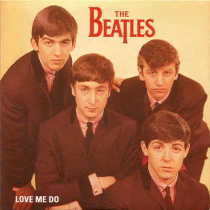 Beatles - The Beatles - Love Me Do