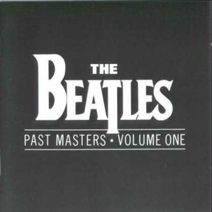 Beatles - The Beatles Past Masters Volume One
