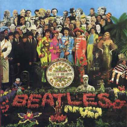Beatles - The Beatles - Sgt Peppers Lonely Hearts Club Band