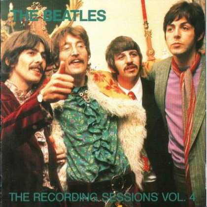 Beatles - The Beatles The Recording Sessions - Vol. 4