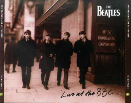 Beatles - The Beatles - Live At The BBC