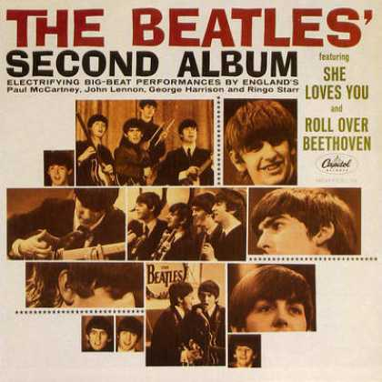 Beatles - The Beatles - The Beatles' Second Album