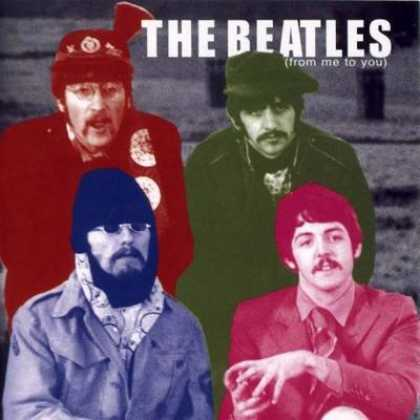 Beatles - The Beatles From Me To You