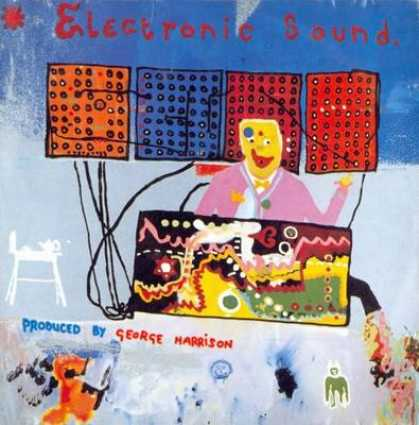 Beatles - George Harrison - Electronic Sound