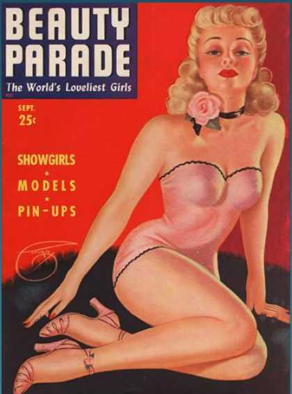 Beauty Parade 7