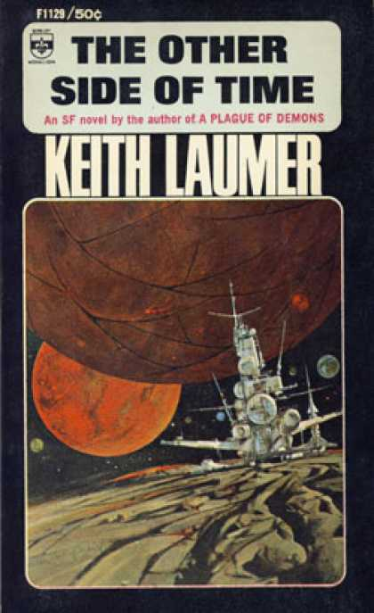 Berkley Books - Other Side of Time - Keith Laumer