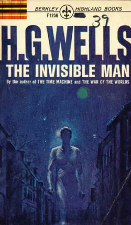 Berkley Books - The Invisible Man - H.g. Wells
