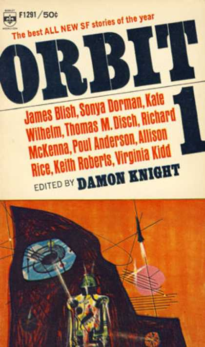 Berkley Books - Orbit 1 - Damon Knight
