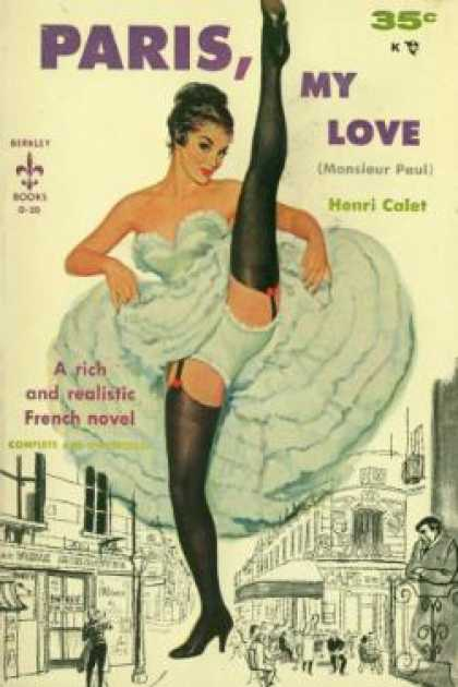 Berkley Books - Paris, My Love - Henri Calet