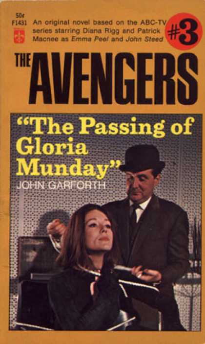 Berkley Books - The Passing of Gloria Munday - John Garforth