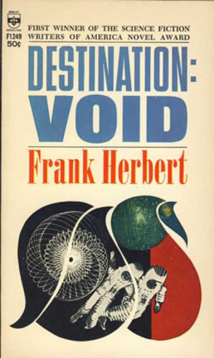 Berkley Books - Destination: Void
