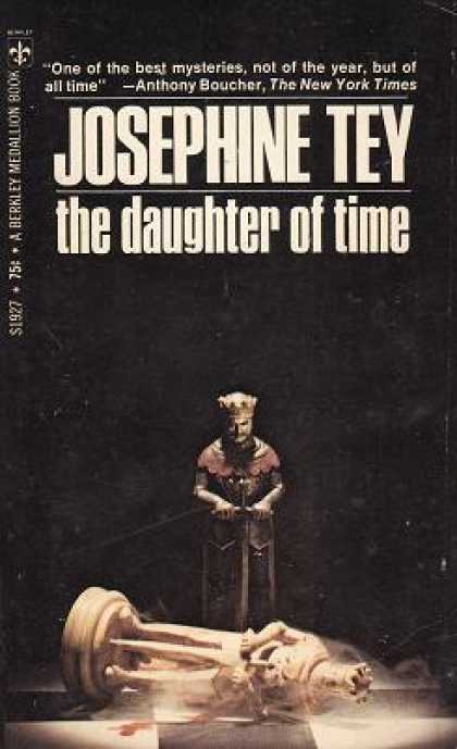 Berkley Books - The Daughter of Time - Josephine Tey
