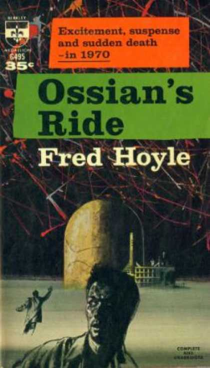Berkley Books - Ossian's Ride - Fred Hoyle