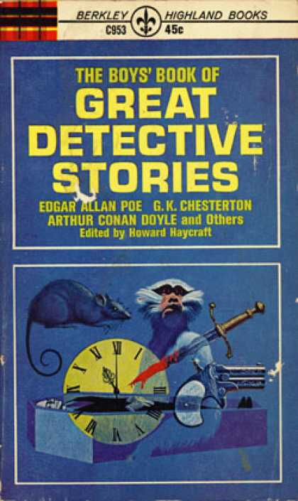 Berkley Books - The Boy's Book of Great Detective Stories
