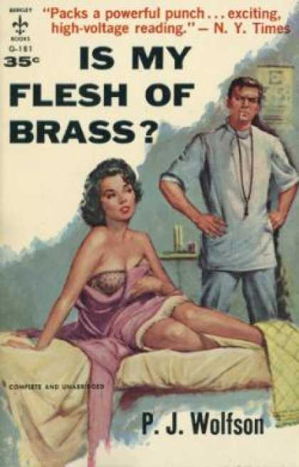 Berkley Books - Is My Flesh of Brass?