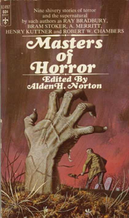 Berkley Books - Masters of Horror: The Were Wolf; Dracula's Guest; the Transformation; the Yello
