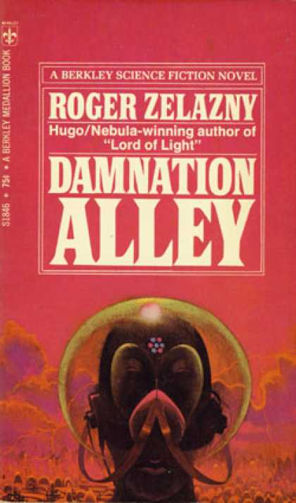 Berkley Books - Damnation Alley - Roger Zelazny