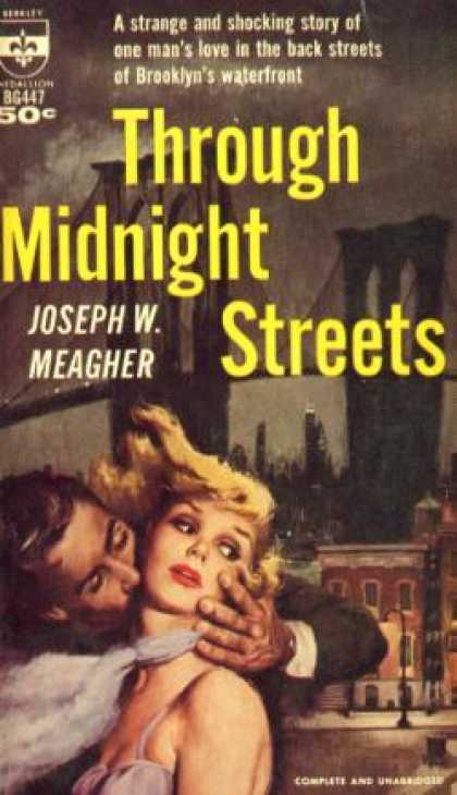 Berkley Books - Through Midnight Streets