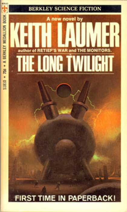 Berkley Books - The Long Twilight - Keith Laumer