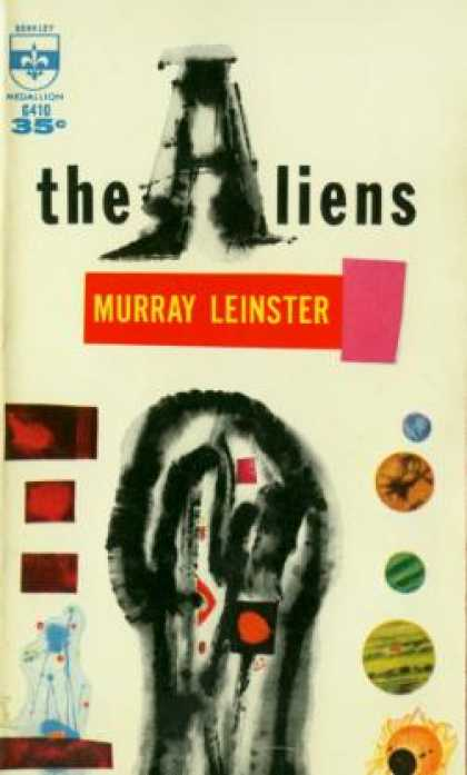 Berkley Books - The aliens - Murray Leinster