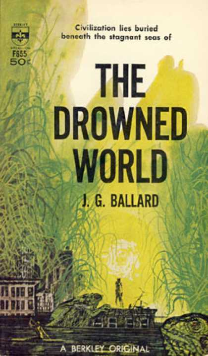 Berkley Books - The Drowned World