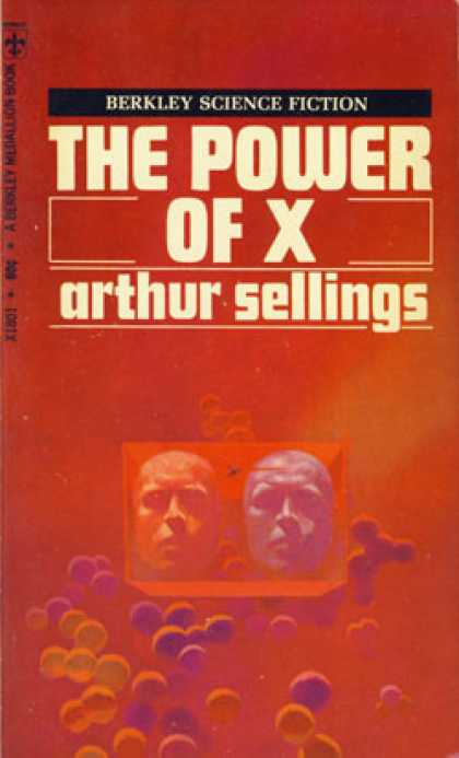 Berkley Books - The Power of X - Arthur Sellings
