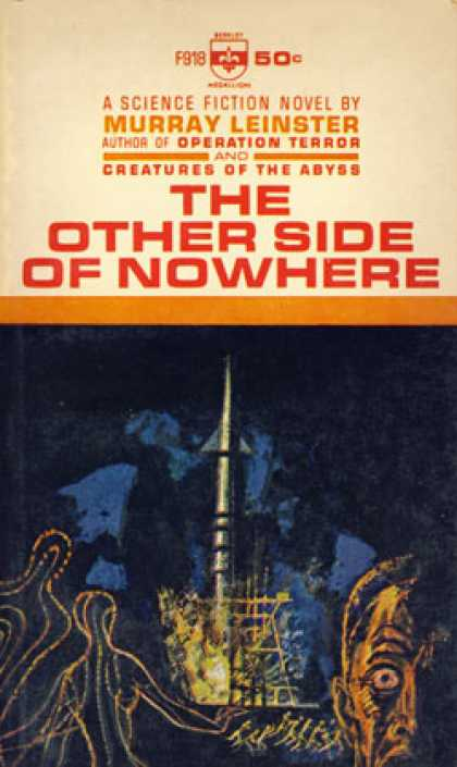 Berkley Books - The Other Side of Nowhere - Murray Leinster