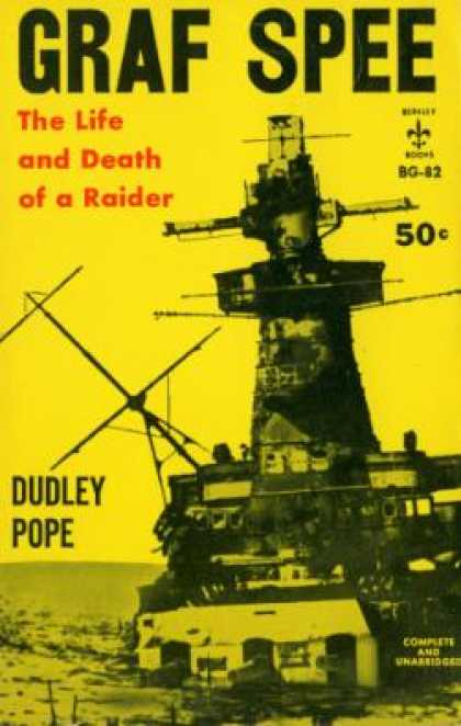 Berkley Books - Graf Spee;: The Life and Death of a Raider - Dudley Pope