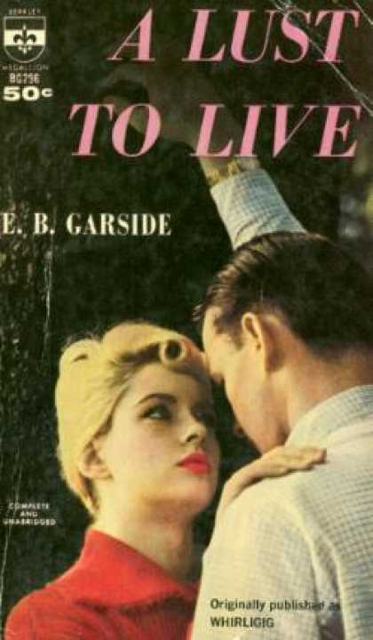 Berkley Books - A Lust To Live