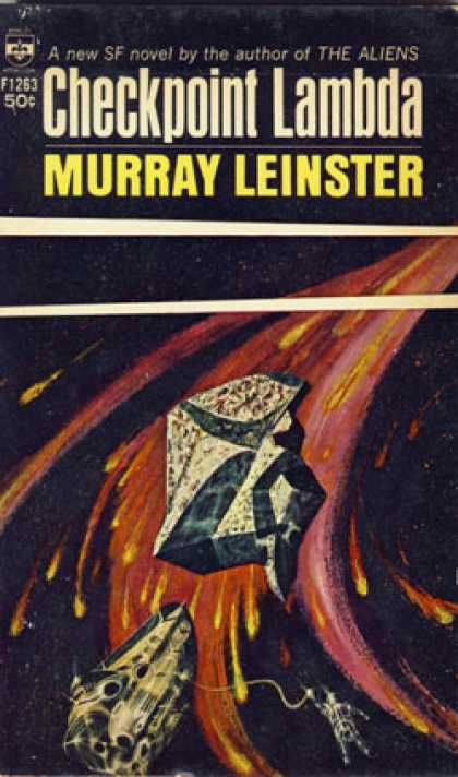 Berkley Books - Checkpoint Lambda - Murray [cover Art By Richard M. Powers] Leinster