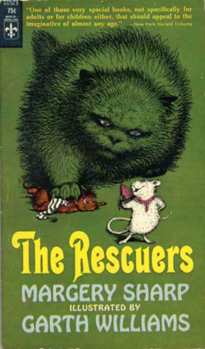 Berkley Books - The Rescuers - Margery Sharp