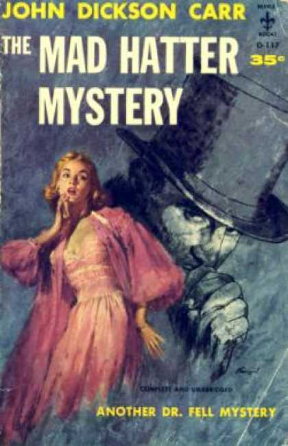Berkley Books - The Mad Hatter Mystery