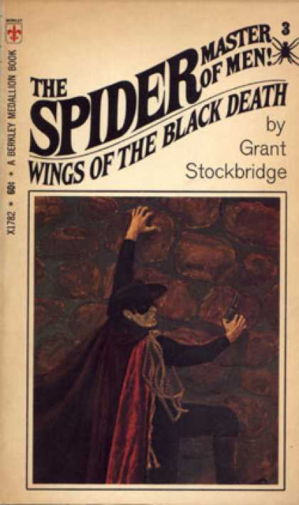 Berkley Books - Wings of the Black Death - Grant Stockbridge