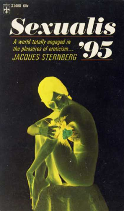Berkley Books - Sexualis 95 - Jacques Sternberg