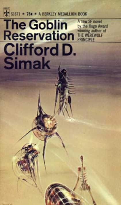 Berkley Books - The Goblin Reservation - Clifford D. Simak