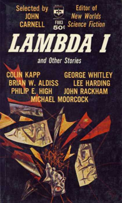 Berkley Books - Lambda I,: And Other Stories - John Carnell