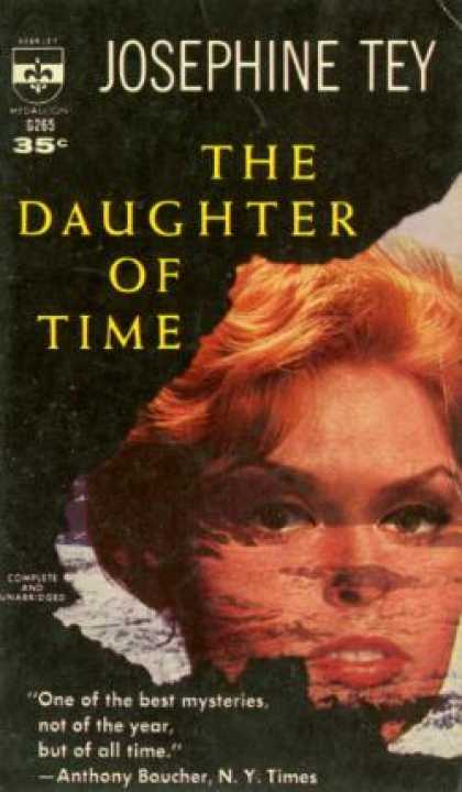 Berkley Books - The Daughter of Time