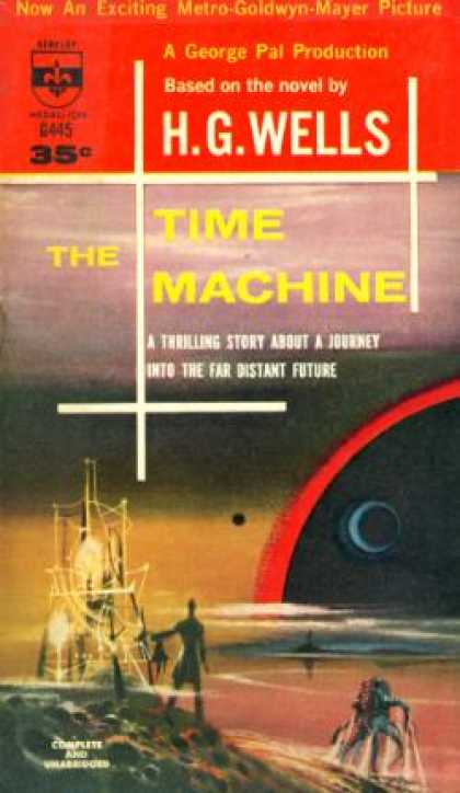Berkley Books - The Time Machine