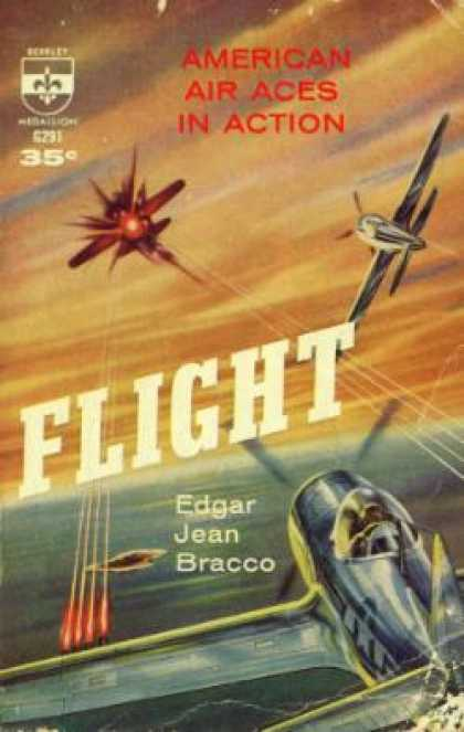 Berkley Books - Flight - Edgar Jean Bracco