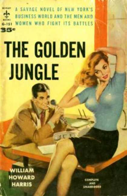 Berkley Books - The Golden Jungle