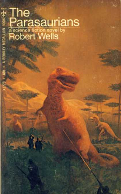 Berkley Books - The Parasaurians