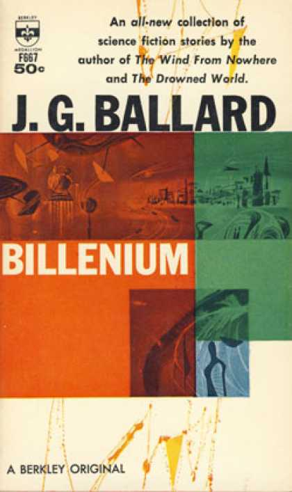 Berkley Books - Billenium - J. G Ballard