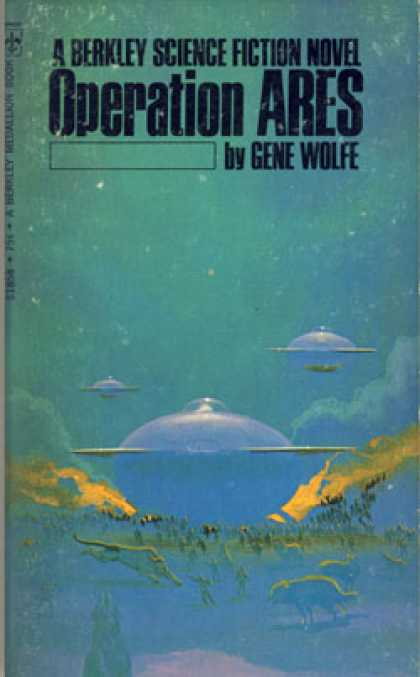 Berkley Books - Operation Ares - Gene Wolfe