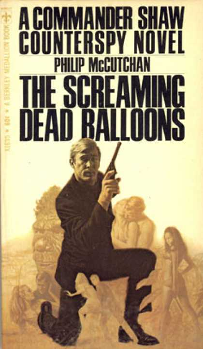 Berkley Books - The Screaming Dead Balloons