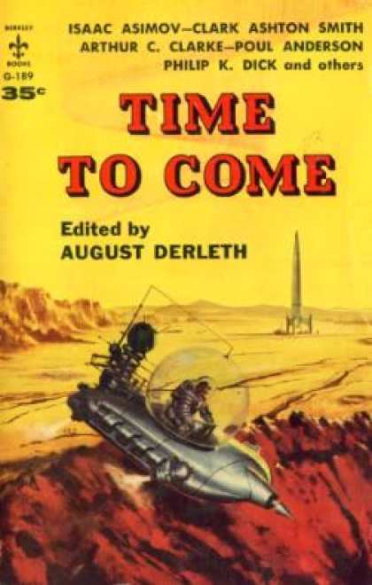 Berkley Books - Time To Come