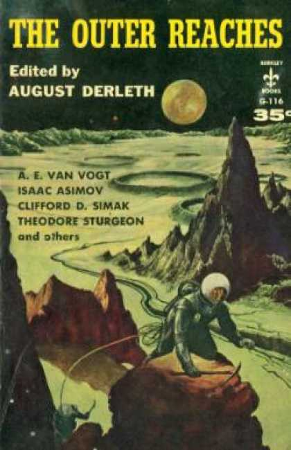 Berkley Books - The Outer Reaches; - August; Derleth