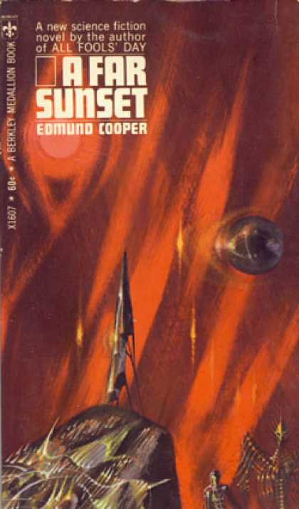 Berkley Books - A Far Sunset - Edmund Cooper