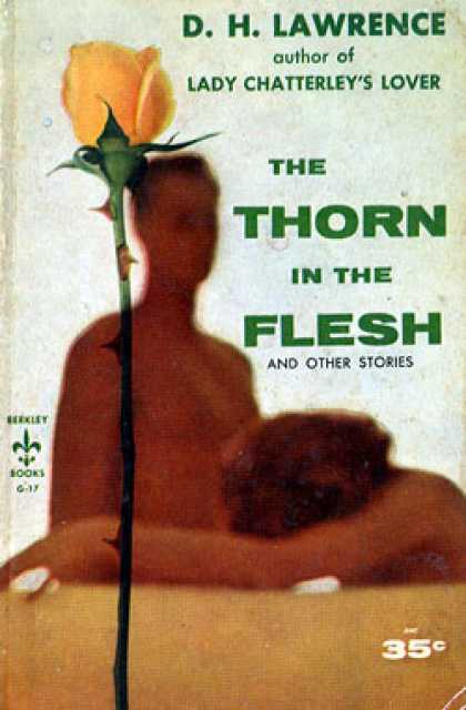 Berkley Books - The Thorn In the Flesh and Other Stories
