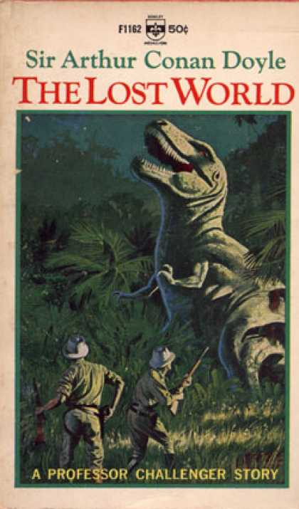 Berkley Books - The Lost World - Arthur Conan Doyle