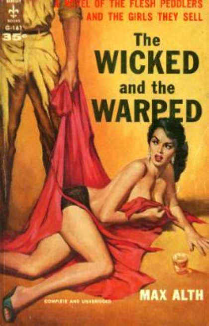Berkley Books - The Wicked and the Warped - Max Alth